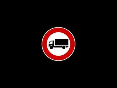 Europäische Fahrverbote im Mai