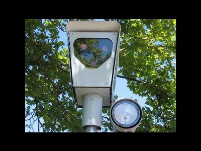Więcej kamer video na podmoskiewskich drogach
