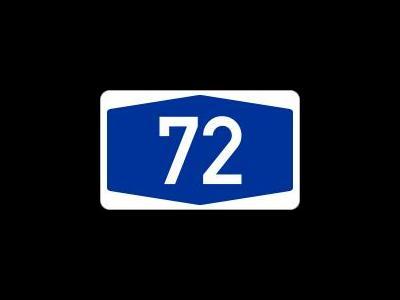 Planfeststellungsantrag für die A72