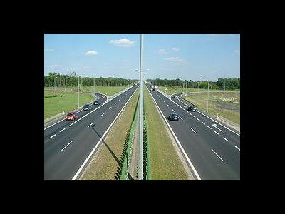 Tempolimit auf polnischer Autobahn gestiegen