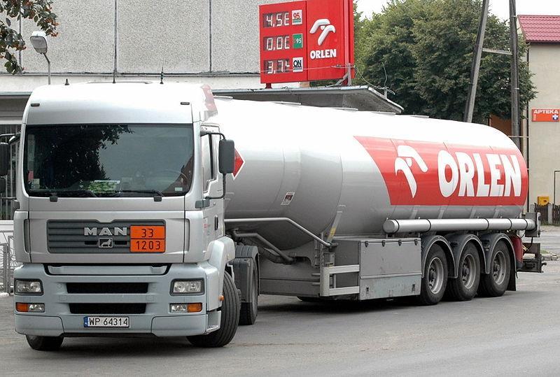 Słowacy przejmą transport Orlenu?