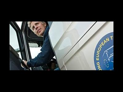 Young European Truck Driver 2010 (wideo)