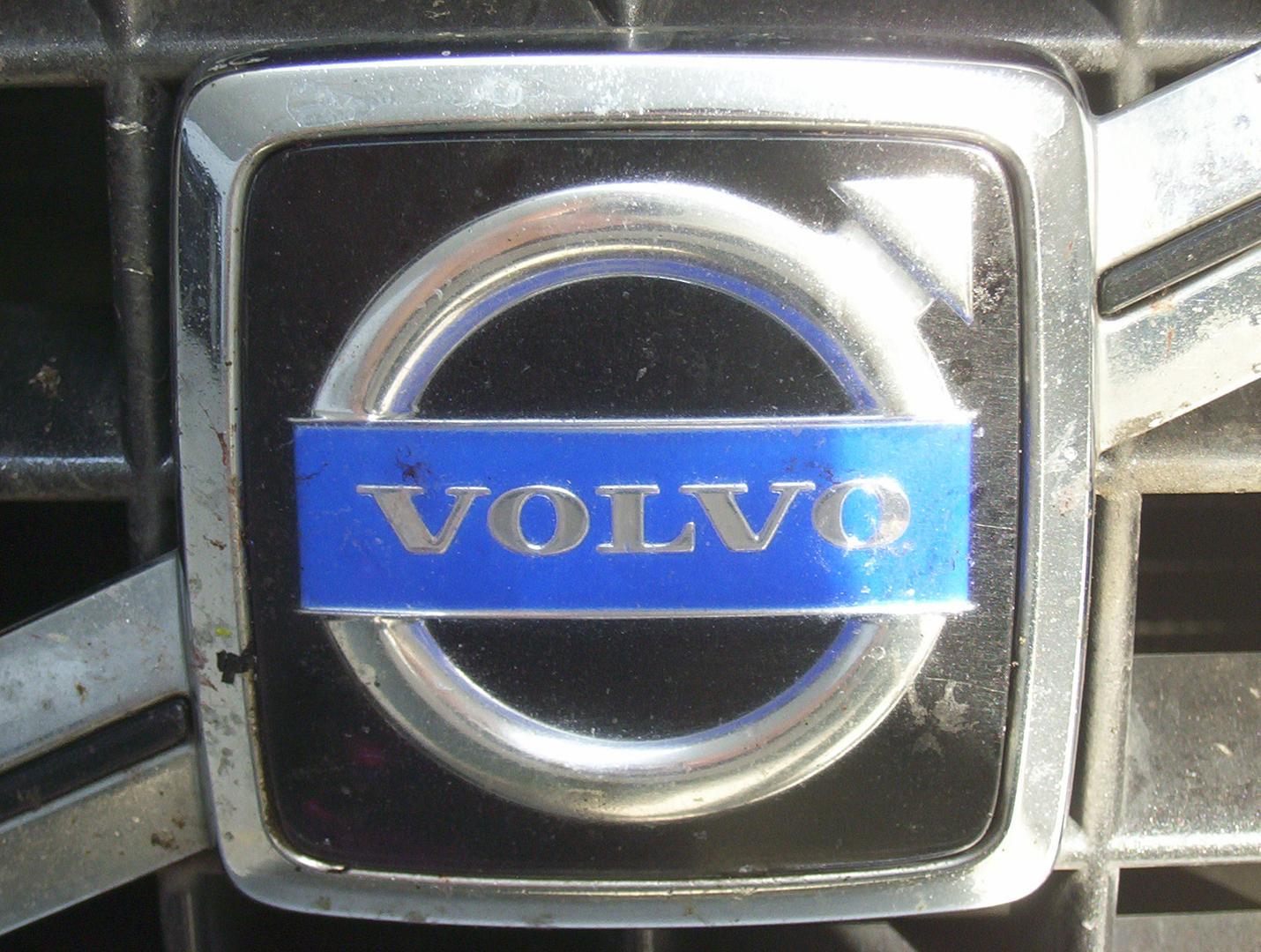 Volvo przejęte przez Chińczyków