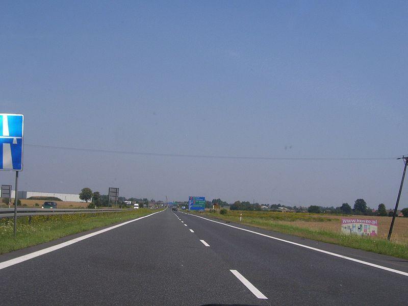 Rozchwytywane polskie autostrady…