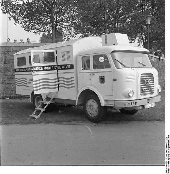 Truck Veteran Tour