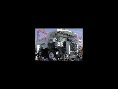 Super Truck – der größte Truck der Welt