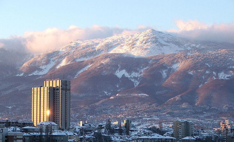 Śnieg zablokował stolicę Bułgarii