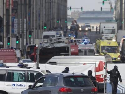 Belgija uždaro sienas su Prancūzija