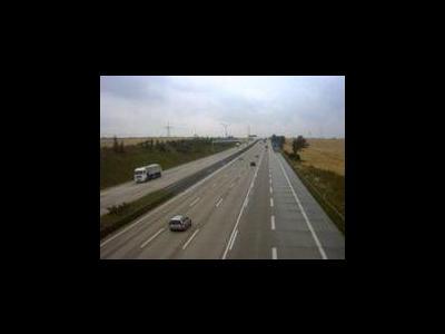 Odblokowane autostrady w Niemczech