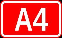 Utrudndienia na A4