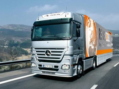 Ramsauer pro LKW-Transportwesen