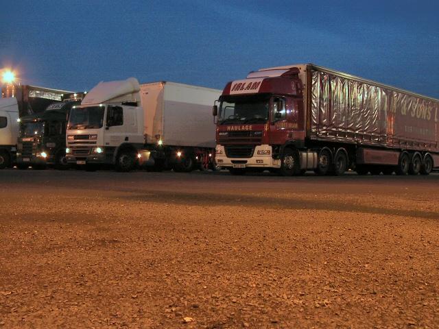 Problematyka Truckstop`ów