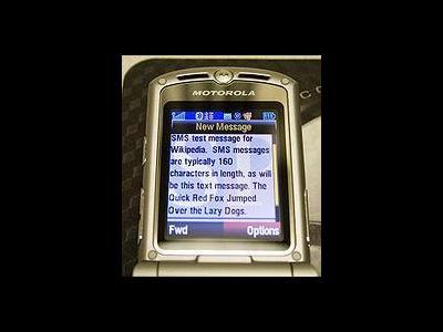 Koreańczycy sms-ują najszybciej