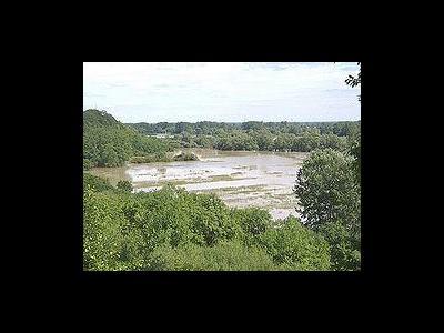 Deutschland bereitet sich auf Hochwasser vor