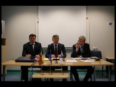 Krovinio transporto tarybos posėdyje aptarti pokyčiai vežėjų veikloje