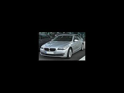 """Der """"Gelbe Engel"""" für 5er BMW"""