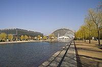 Weltverkehrsforum in Leipzig steht vor der T