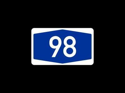 A98 eröffnet