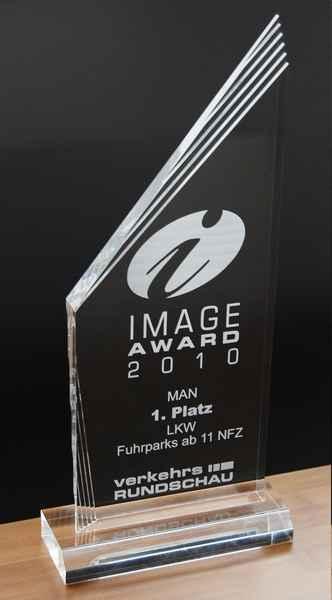 MAN zdobywcą Image Award