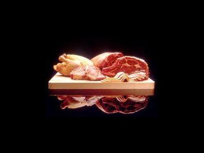 Przemyt 36-letniego zamrożonego mięsa