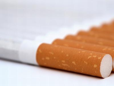 Nielegalne papierosy