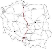 A1 z Łodzi do Katowic gotowa na 2012?