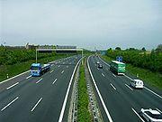 Neuer Abschnitt der A14 ist schon sicher