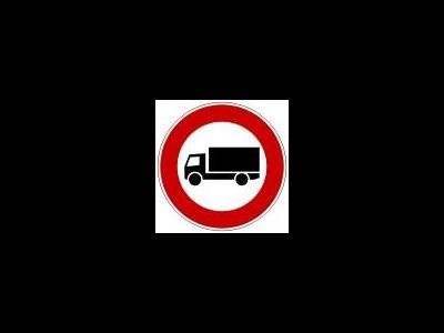 LKW-Nachtfahrverbot wird gefordet