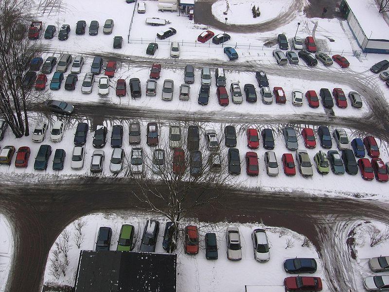 """Parkowałeś na """"dziko""""?!- uważaj…"""
