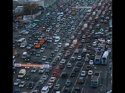 И снова о пробках в Москве…