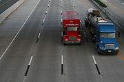 LKW legen 6,1 Milliarden Kilometer zurück