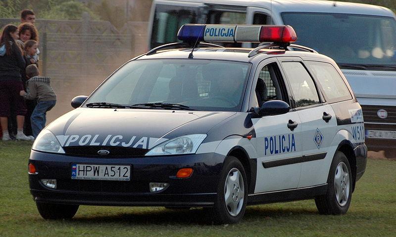 Fałszywi policjanci