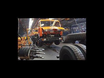 KAMAZ Aktien gestiegen – Daimler stockt auf