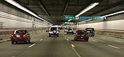 A71: Behinderungen im Rennsteigtunnel