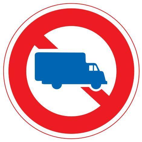 Europejskie zakazy ruchu samochodów ciężarowych (kwiecień)