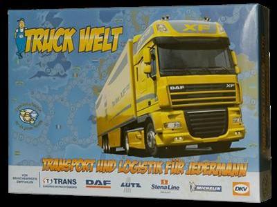 Truck Welt lässt Geheimnisse der Transportbranche entdecken