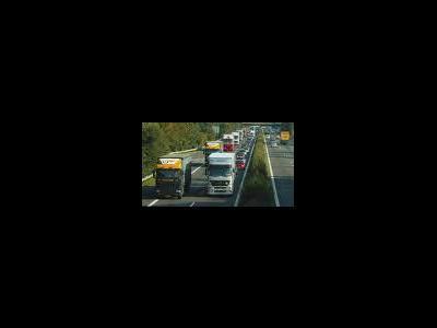 LKW Überholverbote werden nicht ausgesetzt