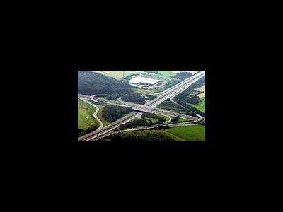 Staus auf der Autobahn A3