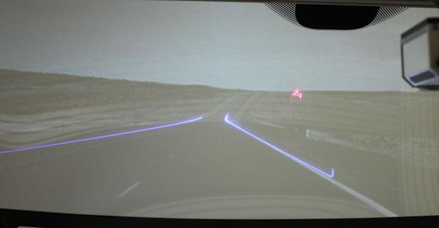 Laserowa szyba przyszłości