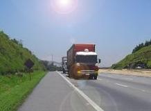 Pobyt zagranicznych środków transportu na terenie Gruzji