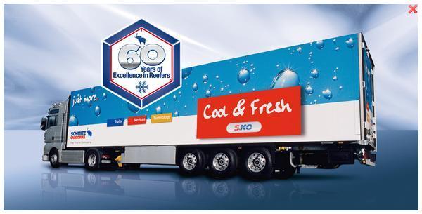 60 lat Schmitz Cargobull