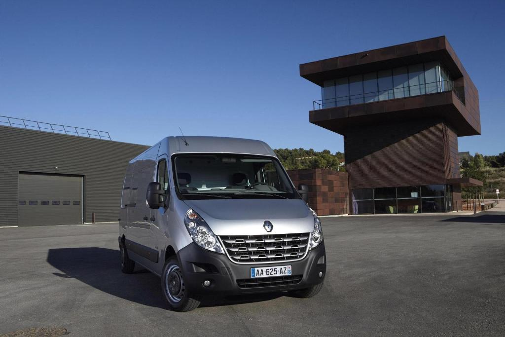 Nowy model Renault Master