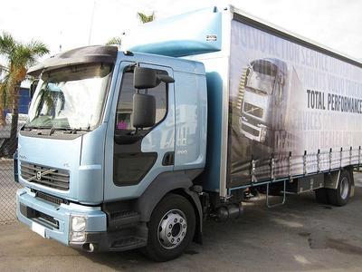 Testy ciężarówek na metan