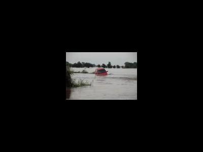 Mitteleuropa kämpft gegen Hochwasser