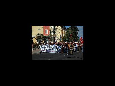 Streit der griechischen LKW-Fahrer weitet sich aus