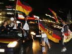 Deutschland auf dem Weg zum Sieg