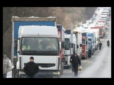Wojna tranzytowa: straty Ukrainy są pięciokrotnie wyższe, niż Rosji