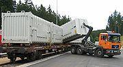 Überladene LKW sind in Deutschland keine Seltenheit