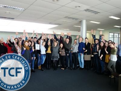 Užsienio įmonėms visada siūlome pradėti bendradarbiavimą su tomis lietuviškomis įmonėmis, kurios turi TCF, o keturi nauji sertifikatai keliauja pas…