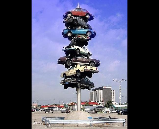 Wiesz gdzie parkujesz?